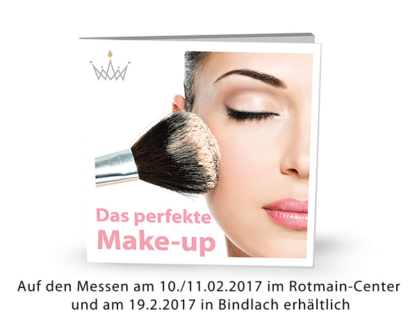 Make-up Booklet, Das perfekte Make-up Buch